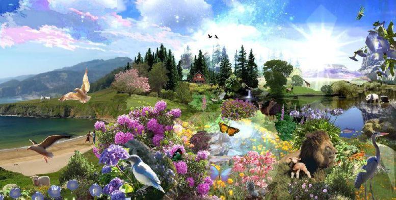 garden of edem
